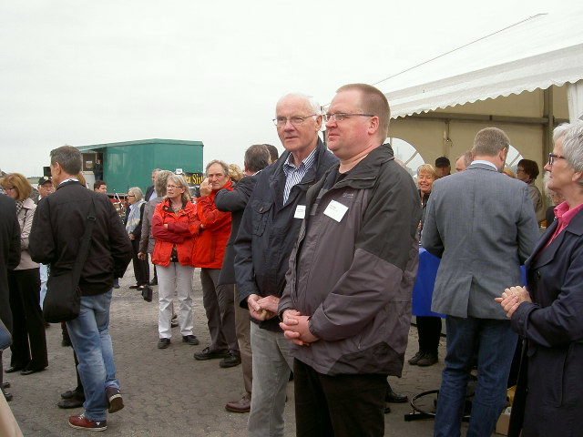 VWG bei Jubiläumsfest des Hafens Orsoy