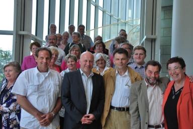 Besuch VWG Landtag